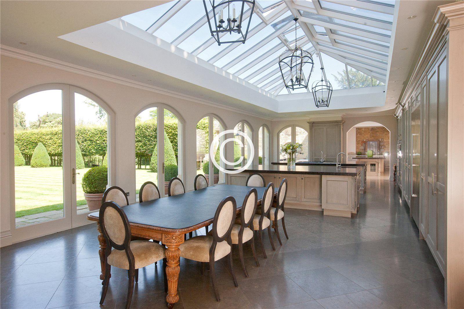 North Aston Hall - Kitchen