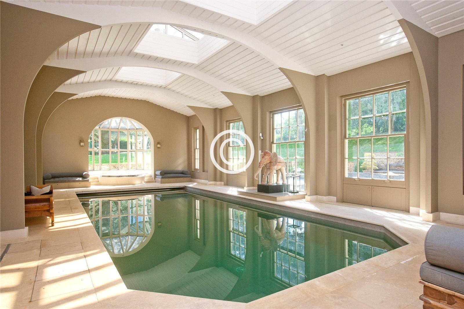North Aston Hall - Swimming Pool