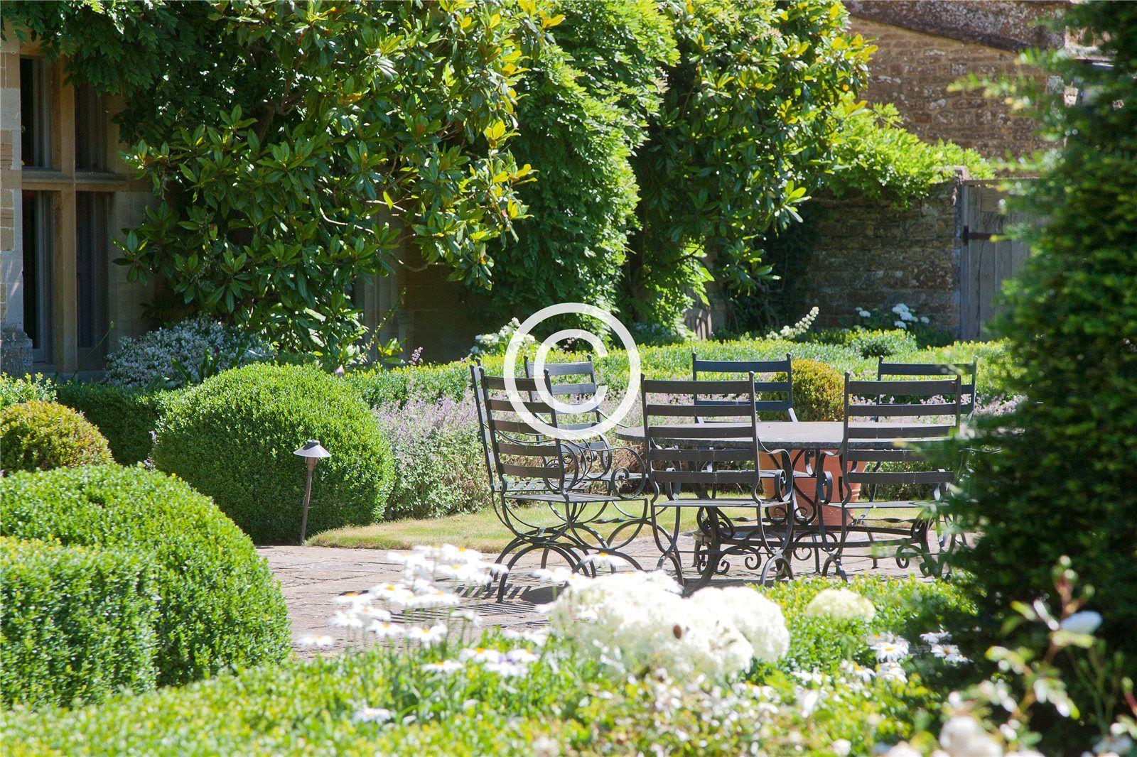 North Aston Hall - The Gardens