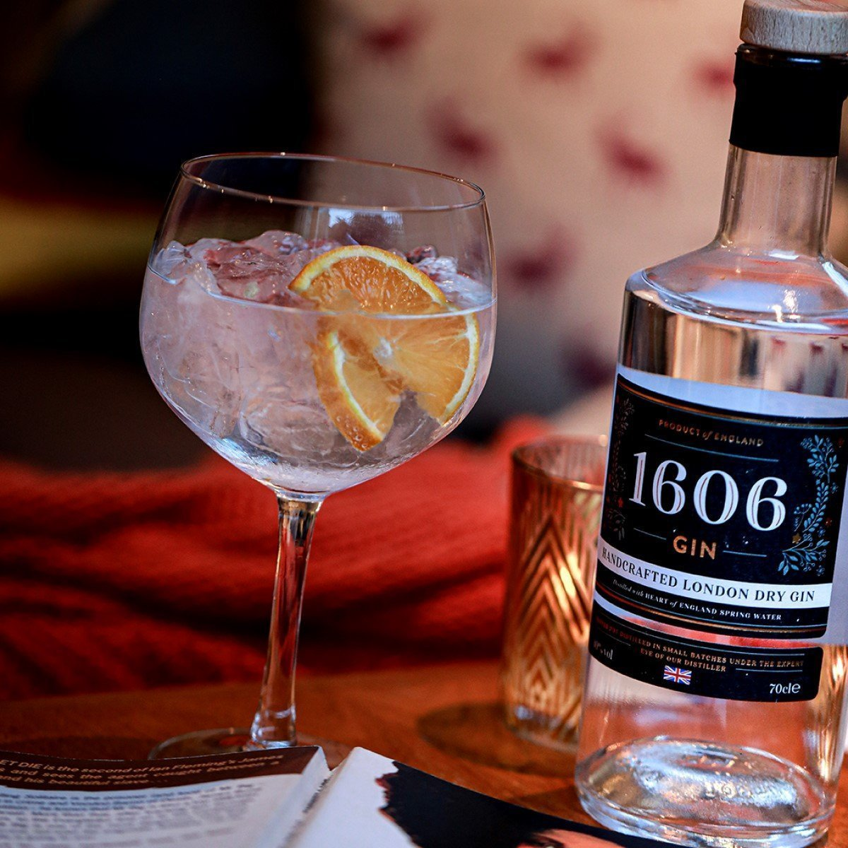 1606 Handcrafted London Dry Gin