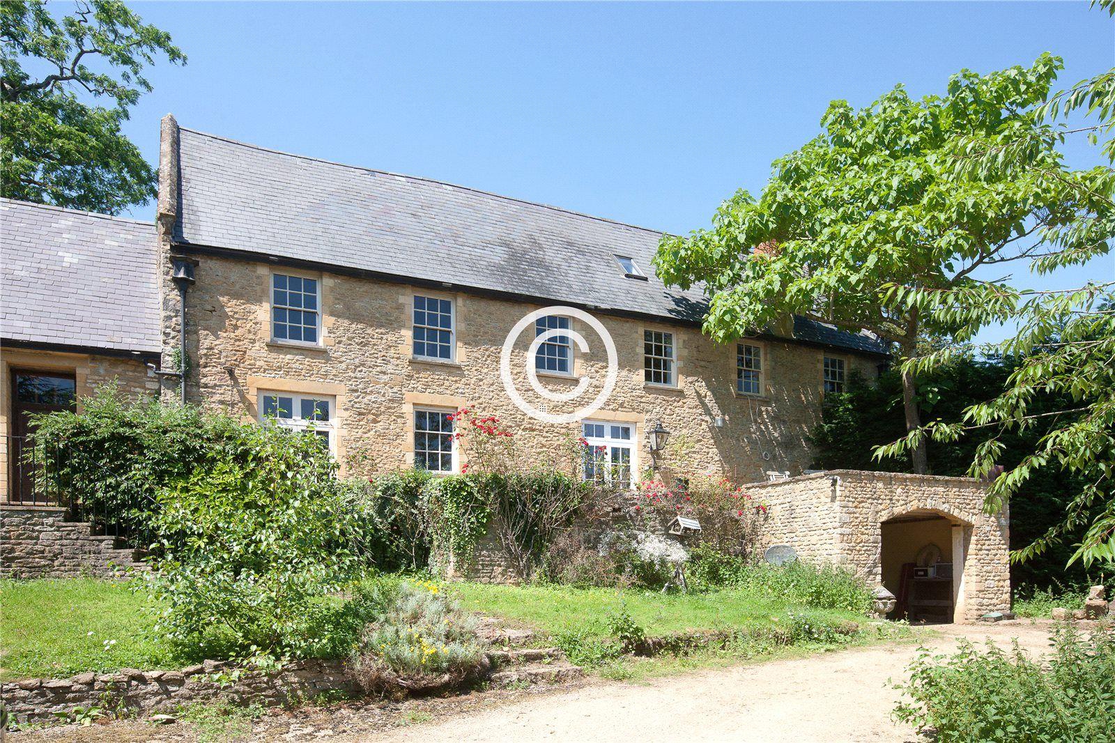 North Aston Hall - Bradenstoke Barn