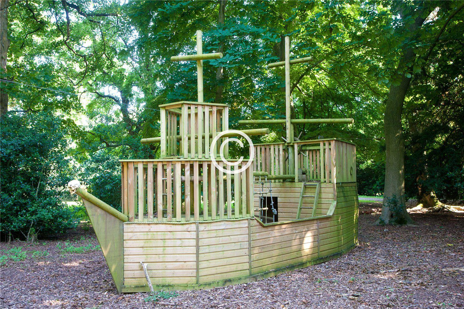 North Aston Hall - Adventure Playground