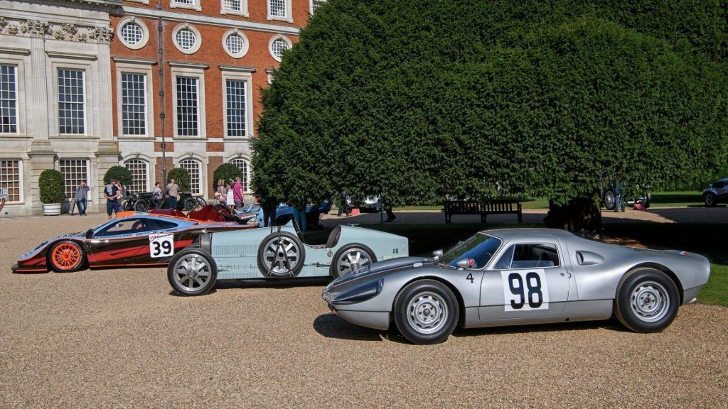2019 Concours of Elegance at Hampton Court Palace