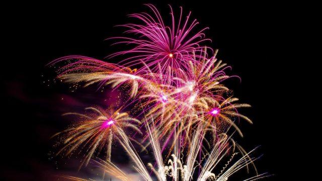 2021 Abingdon Summer Fireworks Festival