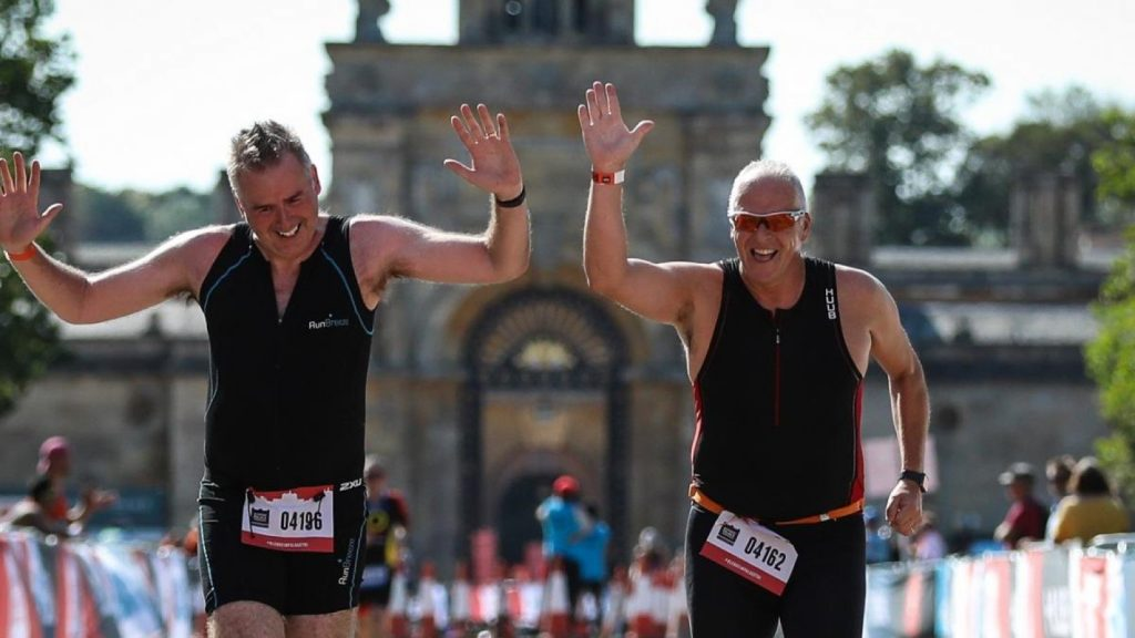 2021 Blenheim Palace Triathlon