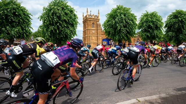 Road closure details for AJ Bell Women's Tour cycling race in Oxfordshire