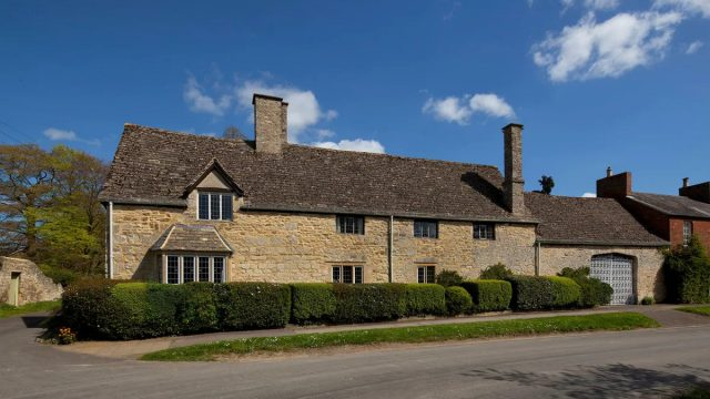 Look inside this characterful 7-bedroom house in Old Marston conservation area