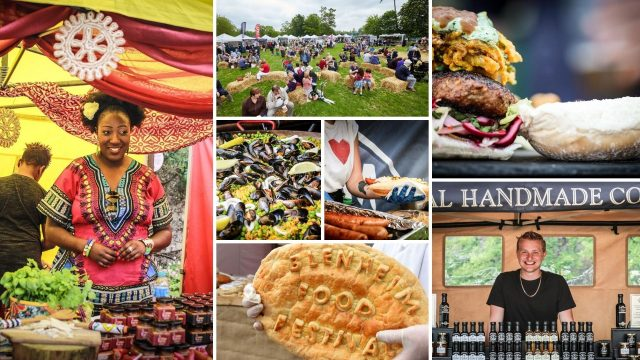 Blenheim Palace Food Festival 2021