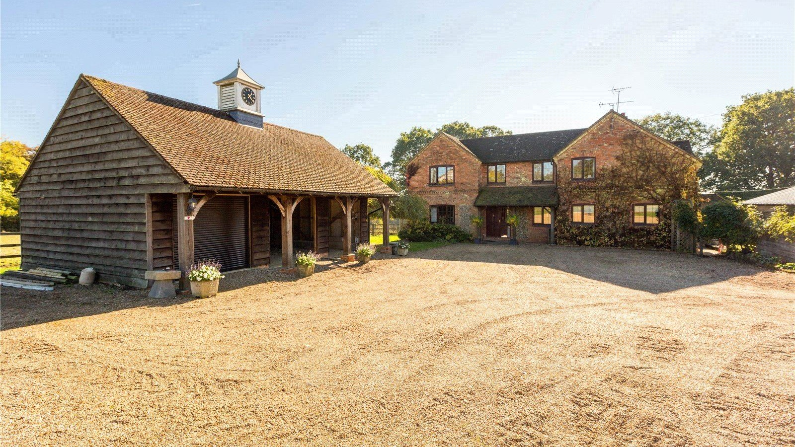 Property for sale Chinnor Hill Chinnor Oxfordshire OX39