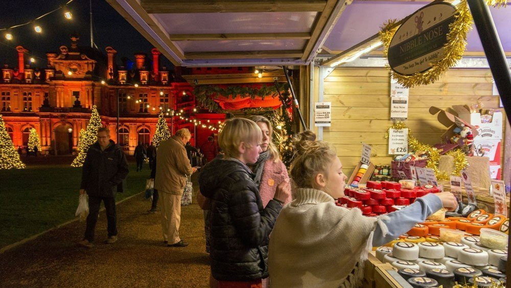 Christmas 2019 at Waddesdon Manor - Christmas Fair