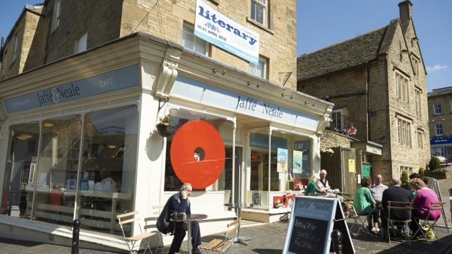 Jaffé and Neale Bookshop & Cafe, Chipping Norton