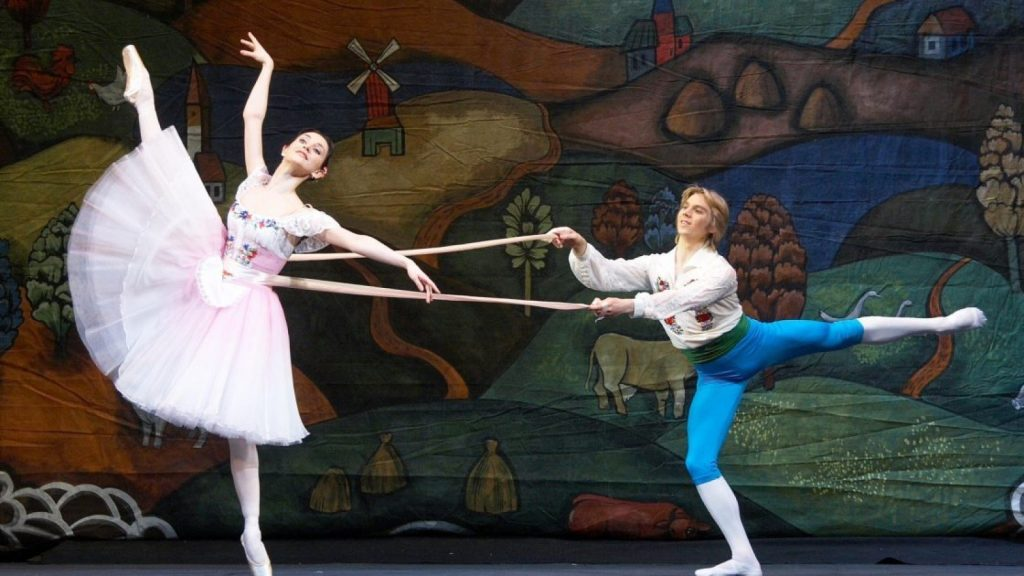 Russian State Ballet of Siberia - La Fille Mal Gardée