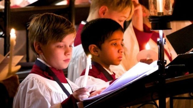 Music at Oxford's Christmas at Christ Church Cathedral 2019