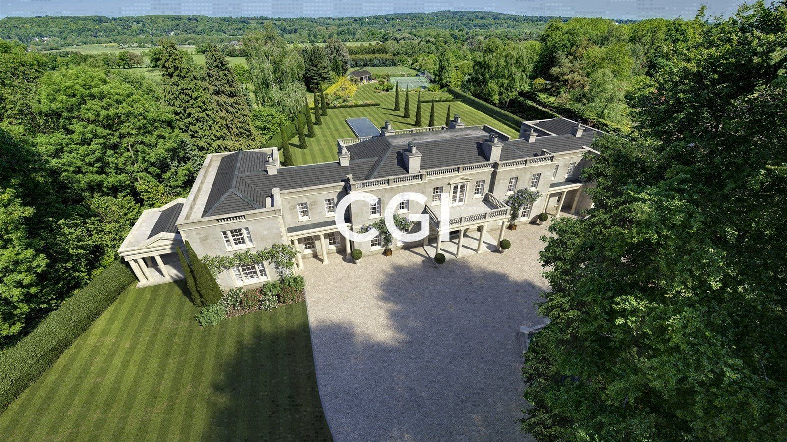 Property for Sale Harpsden Woods, Harpsden, Henley-on-Thames RG9