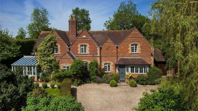 Property for Sale The Green Marsh Baldon Oxford OX44