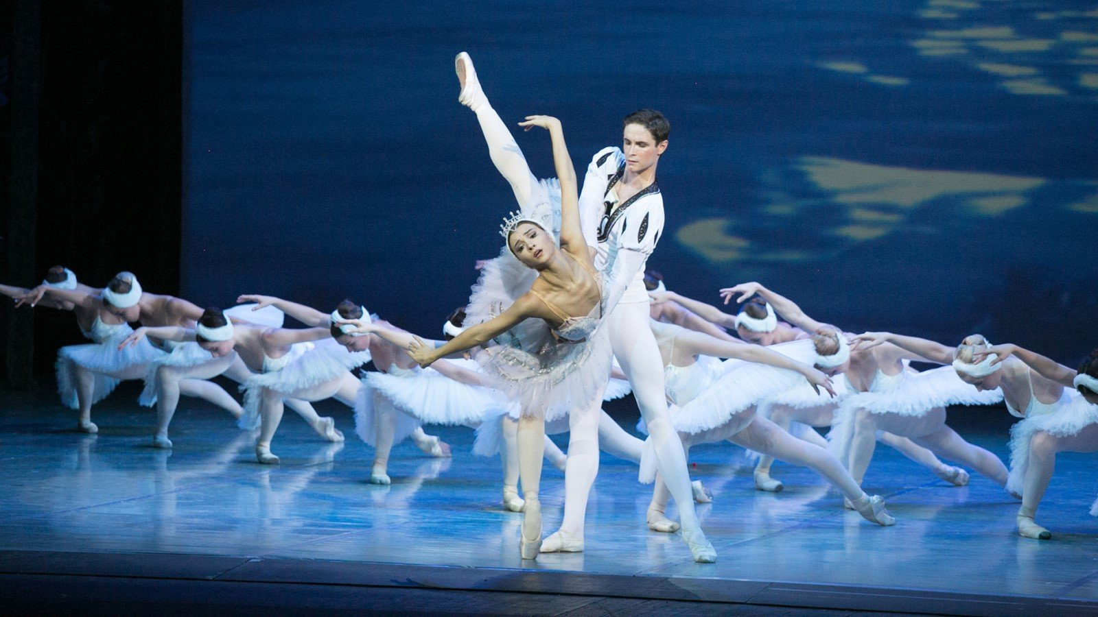 Swan Lake by the Russian State Ballet of Siberia at New Oxford Theatre