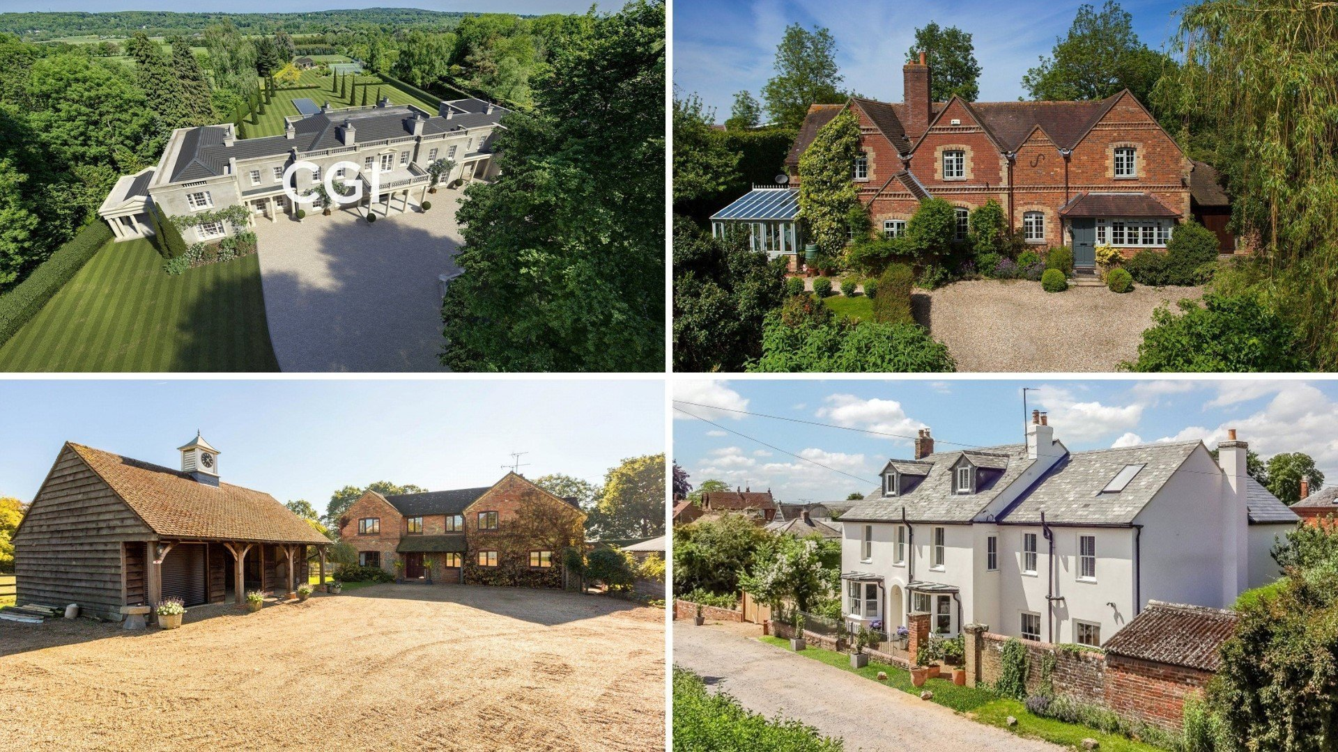 Top Properties for Sale in Oxford and Oxfordshire
