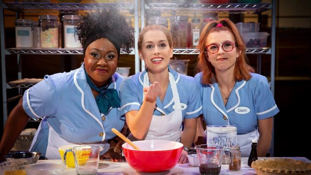 Waitress the Musical Comedy at New Theatre Oxford