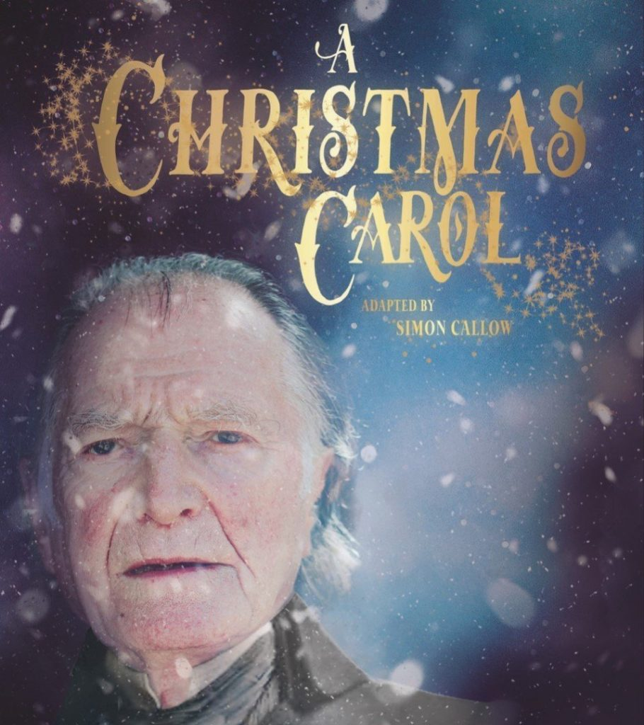 A Christmas Carol at The Theatre Chipping Norton - Show Poster
