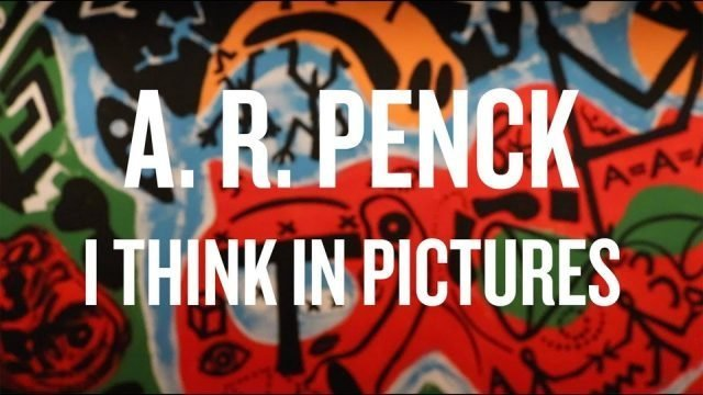 A. R. Penck: I Think in Pictures Exhibition at the Ashmolean Museum