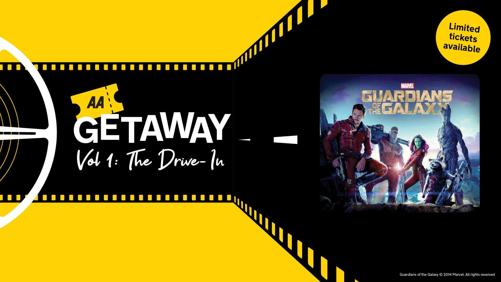AA Getaway Vol 1 Drive-in Cinema
