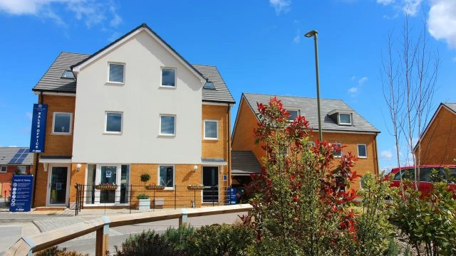 Oxford City Council lets 22 new council homes