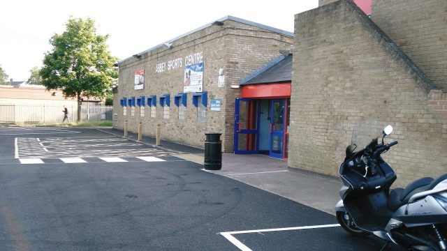 Abbey Sports Centre, Berinsfield, Wallingford, Oxfordshire