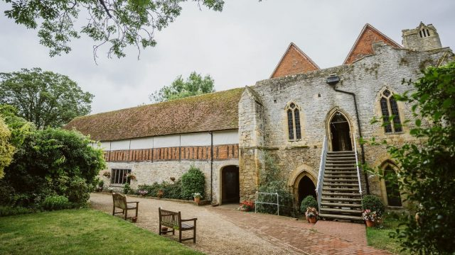 Abingdon Abbey buildings
