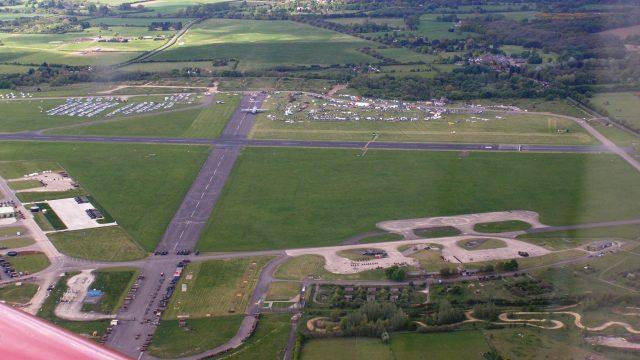 Abingdon Airfield (RAF Abingdon)