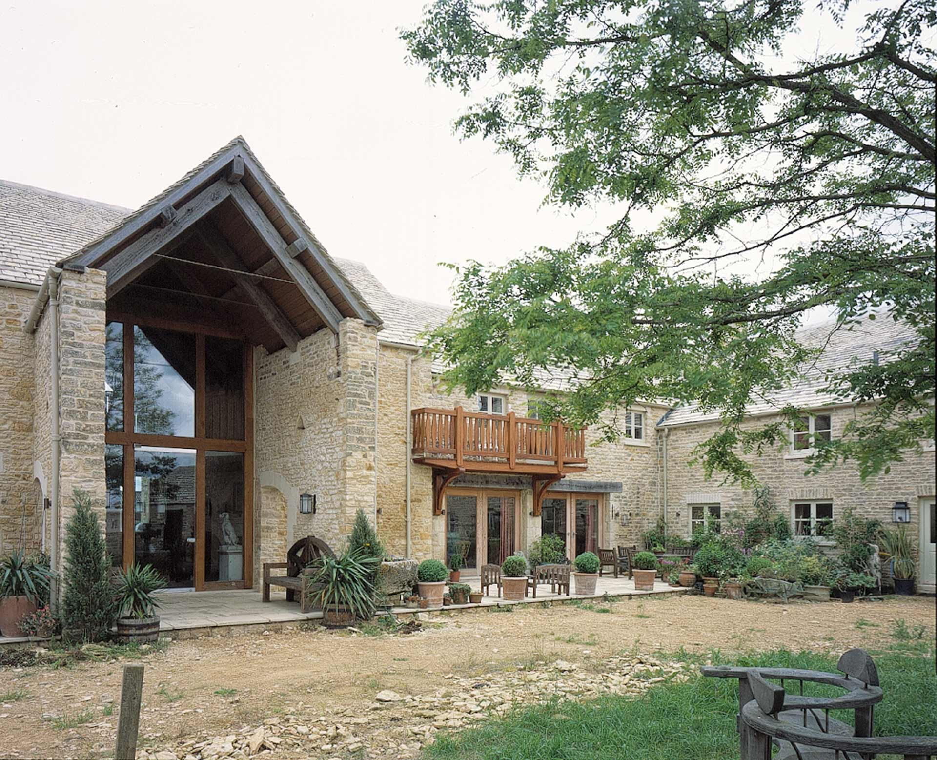 Acanthus Clews Architects Banbury Oxfordshire Project Gallery Image 01
