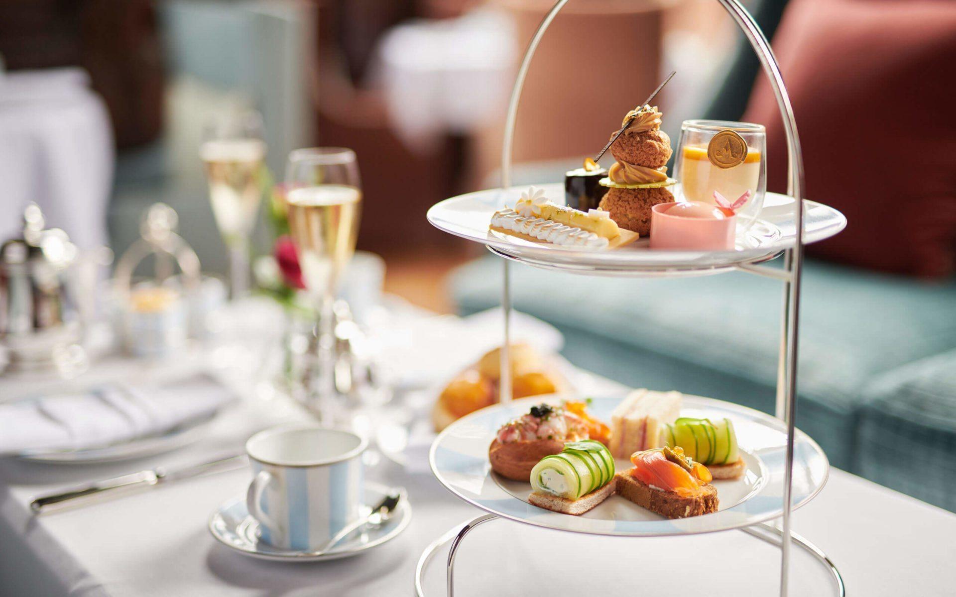 Adare Manor Hotel - Afternoon Tea