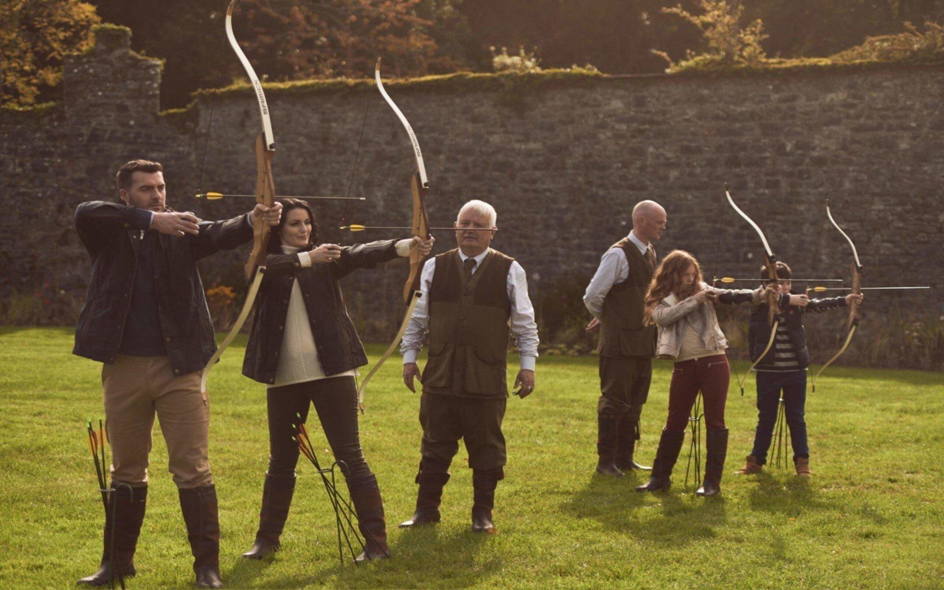 Adare Manor Hotel - Archery