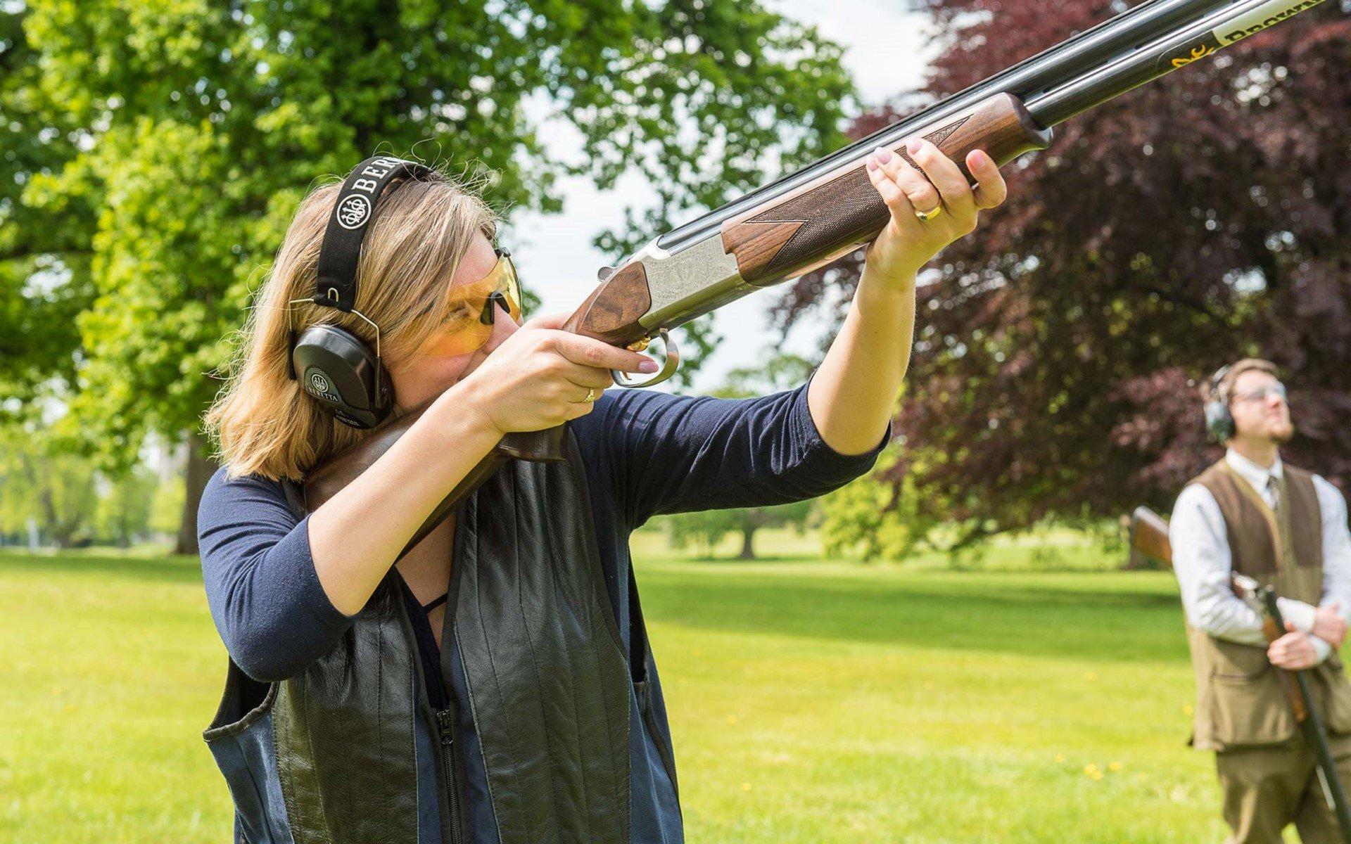 Adare Manor Hotel Clay-Pigeon Shooting