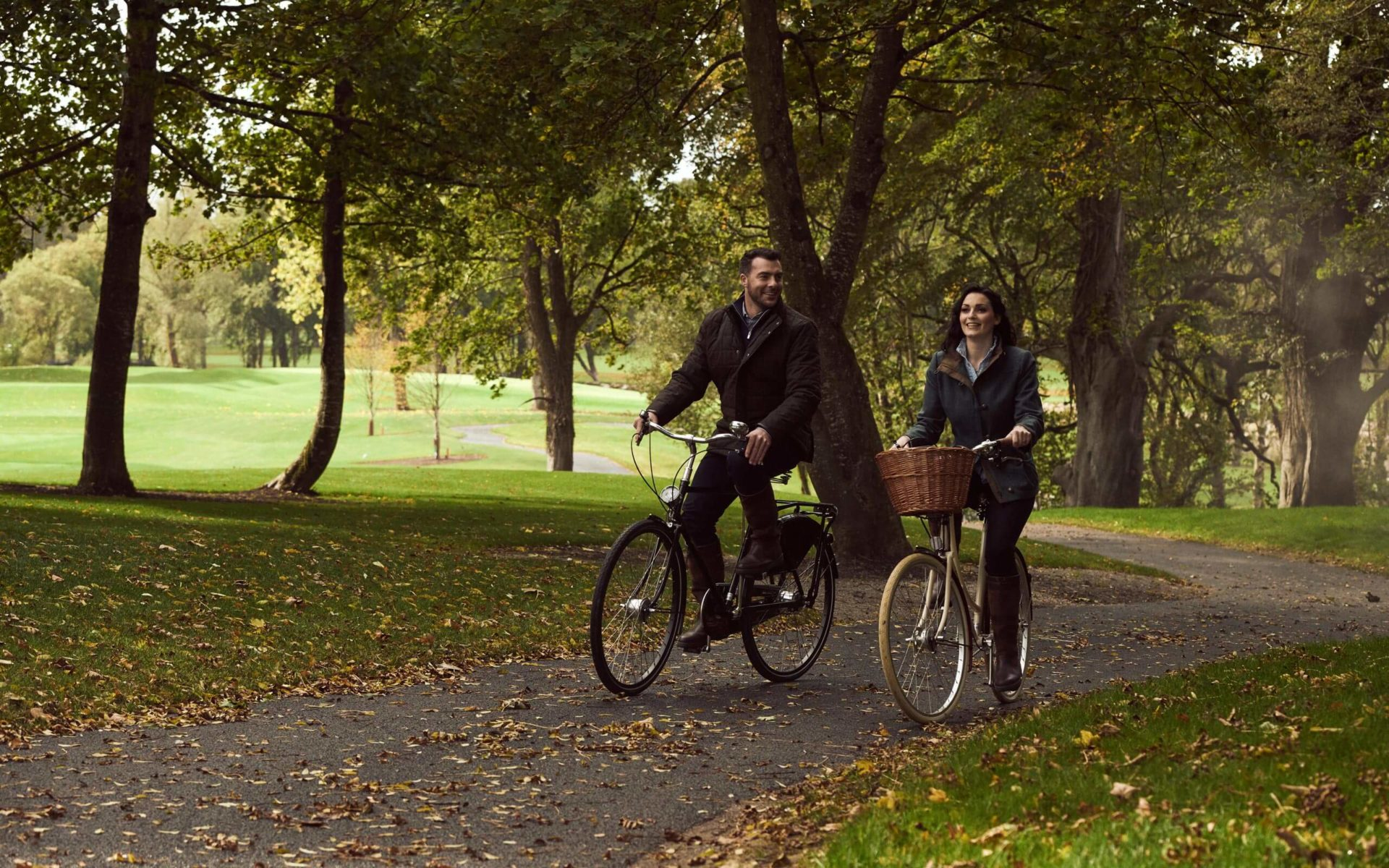 The Adare Manor Hotel Cycling