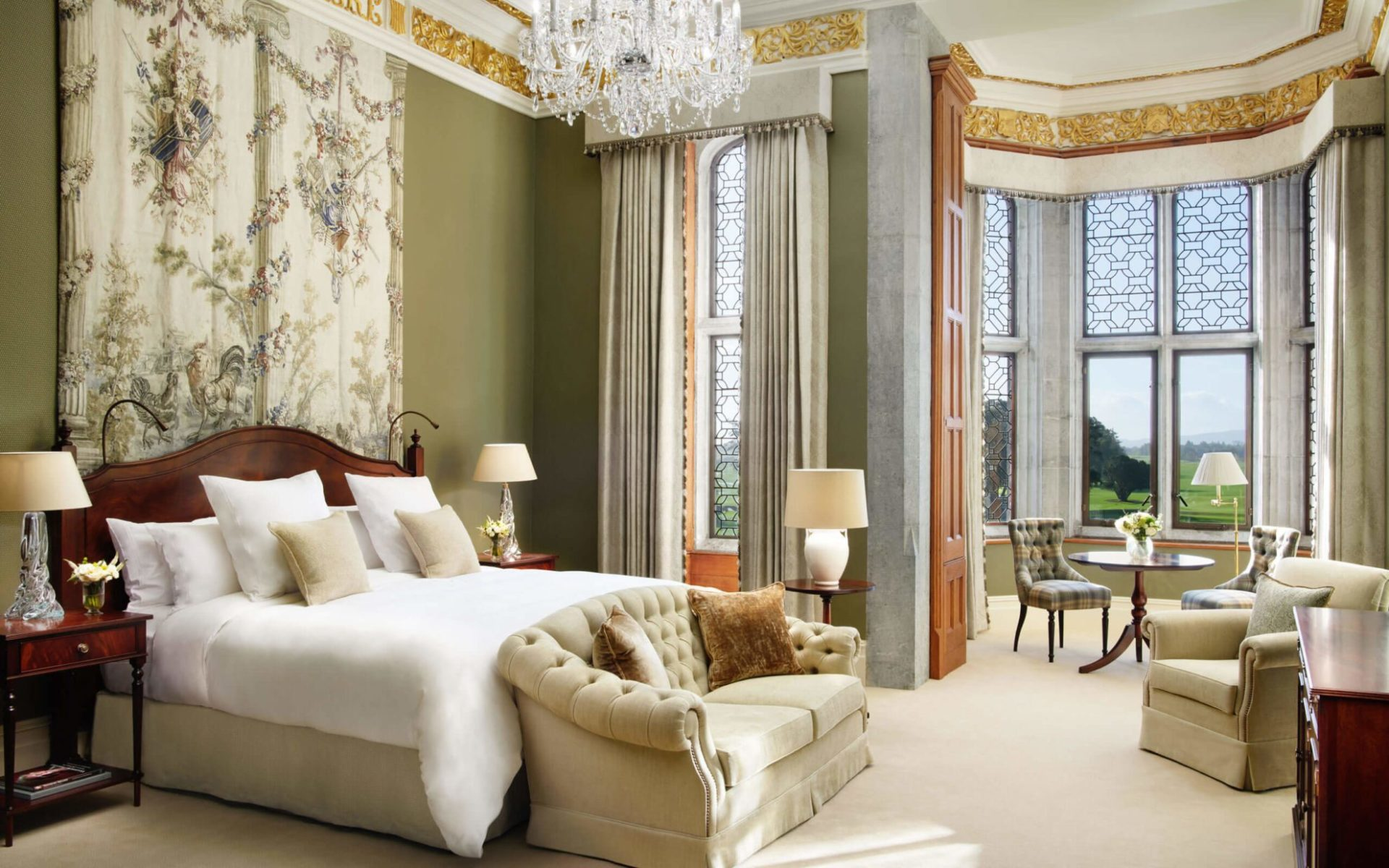 The Adare Manor Hotel Dunraven Stateroom