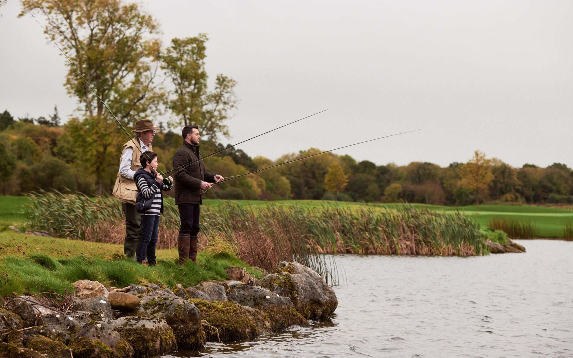 The Adare Manor Hotel Fishing
