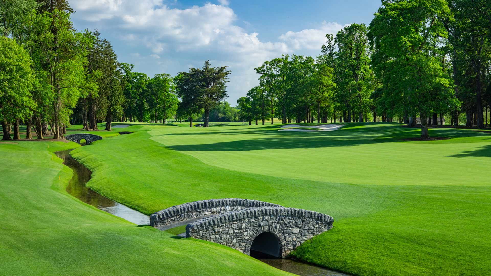 Adare Manor Hotel - Golf 2nd Hole