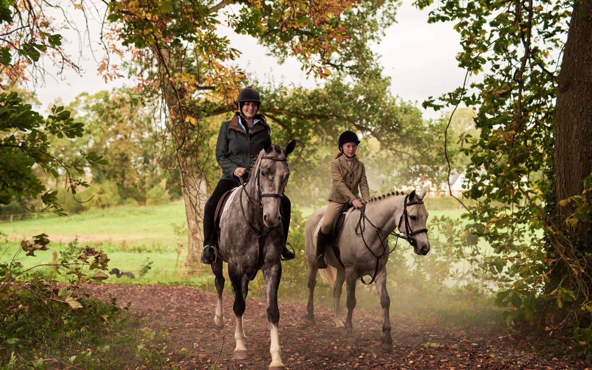 The Adare Manor Hotel Horse Riding