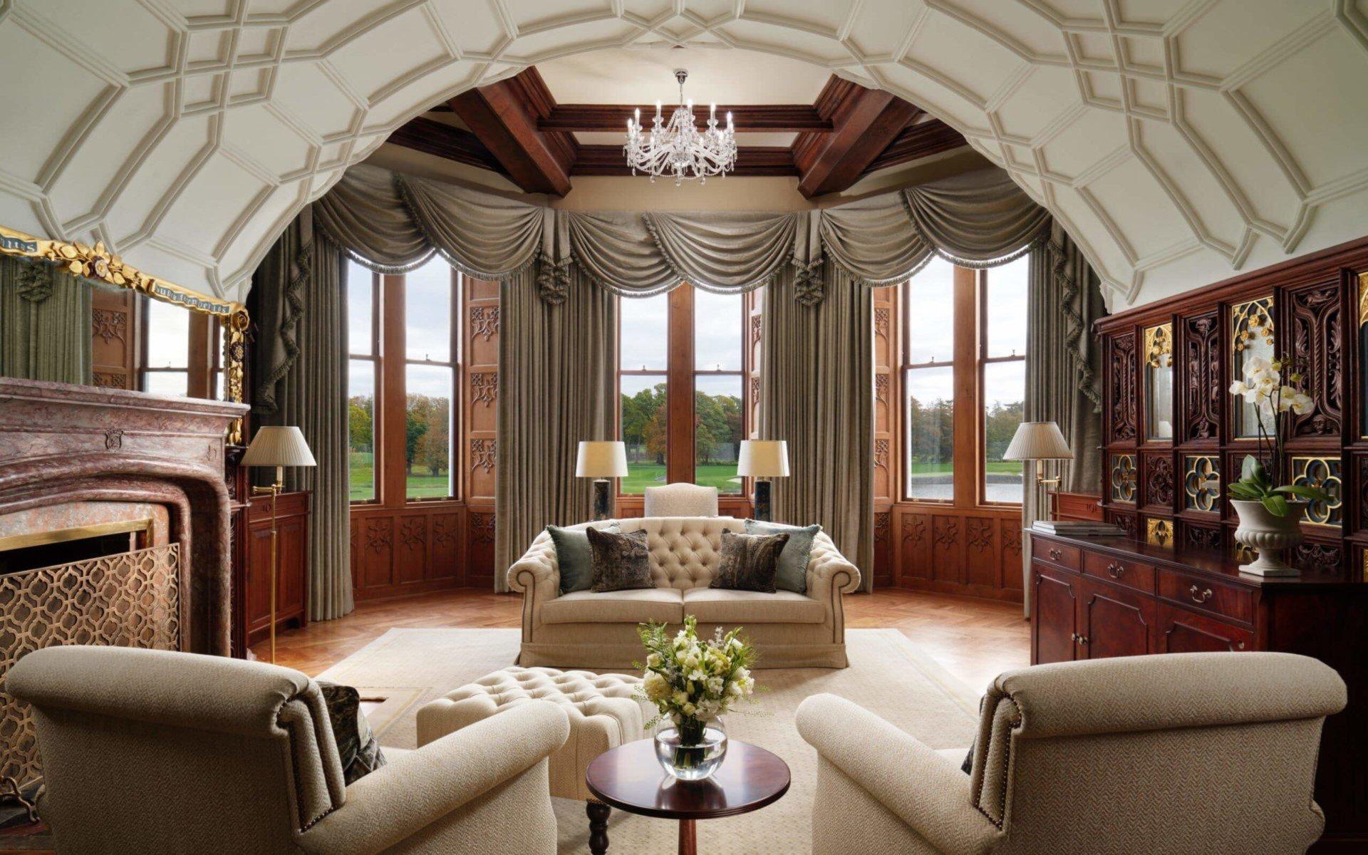 The Adare Manor Hotel Signature Suite