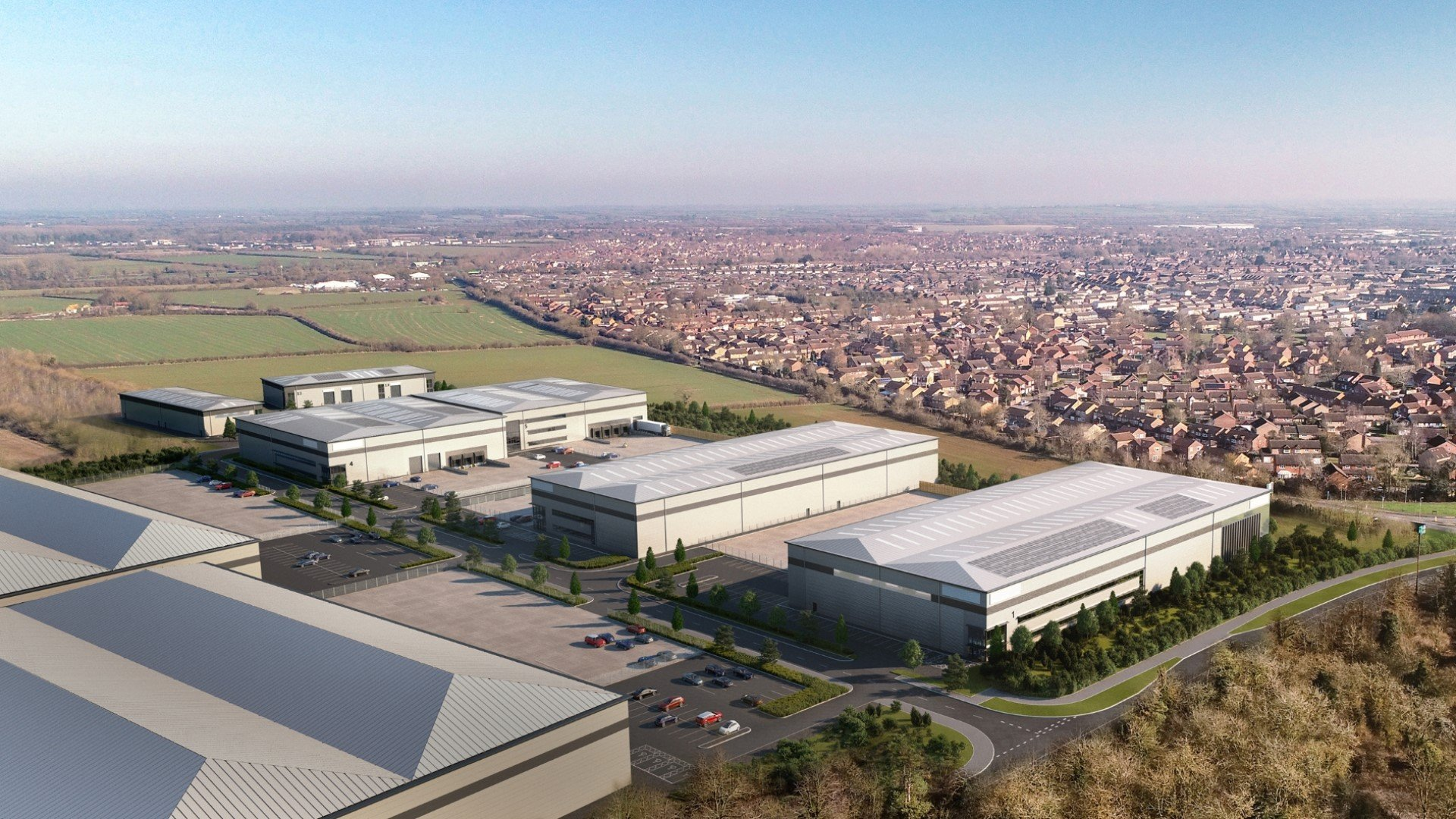 Businesses snap-up seven units at Axis J9 in Bicester