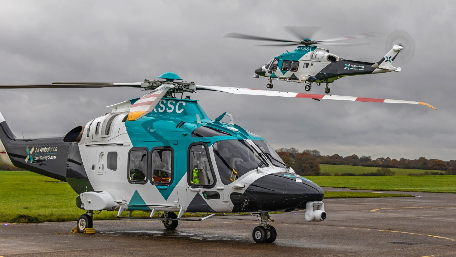 Oxford-based CardMedic signs agreement with Air Ambulance Kent Surrey Sussex