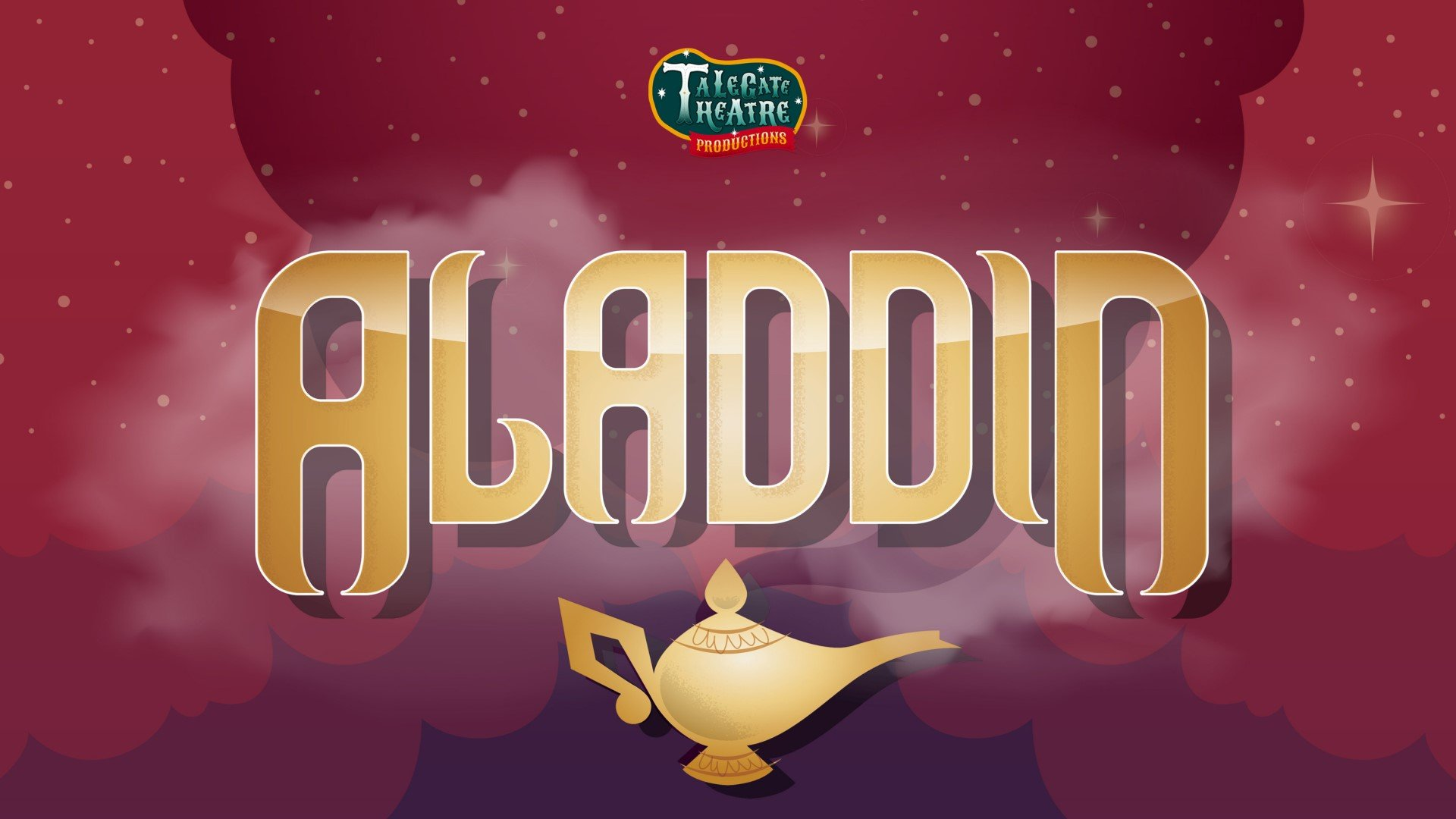 Aladdin Pantomime at The Beacon, Wantage