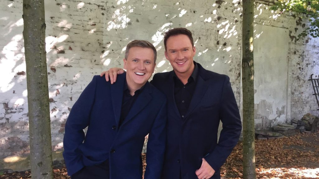 Aled Jones & Russell Watson In Harmony Concert at New Theatre Oxford