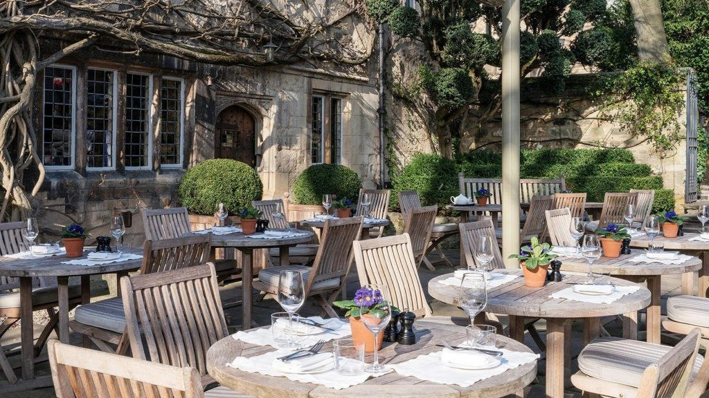 Alfresco Dining in Oxford City
