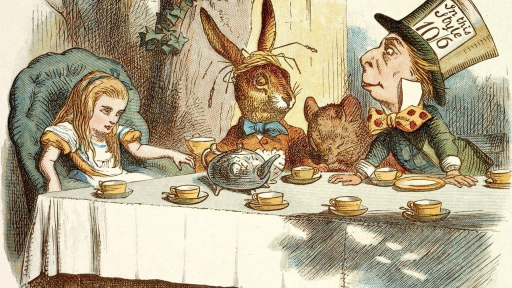 Lewis Carroll and the Pre-Raphaelites with Mark Davies