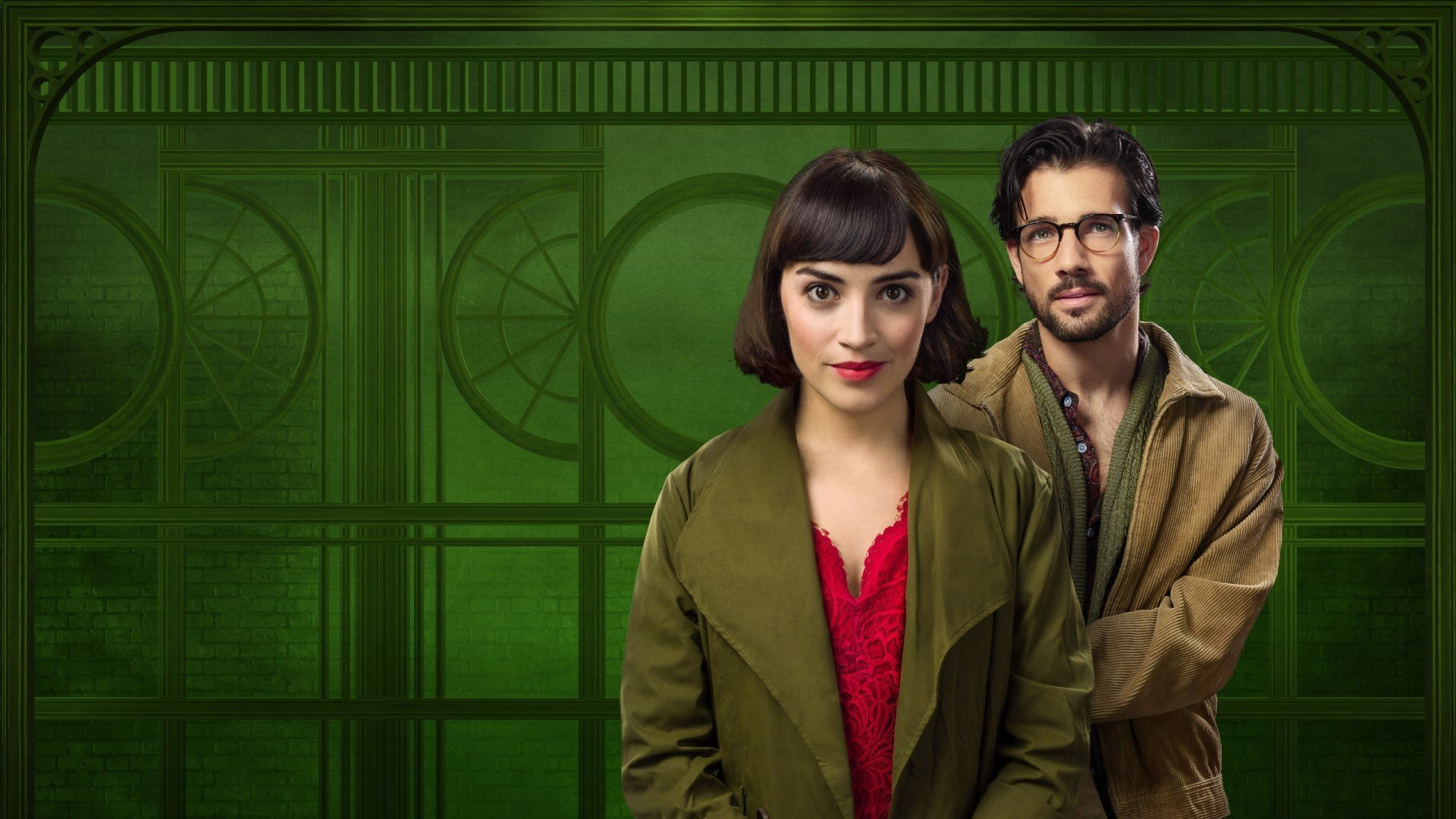 Amélie Musical at New Theatre, Oxford