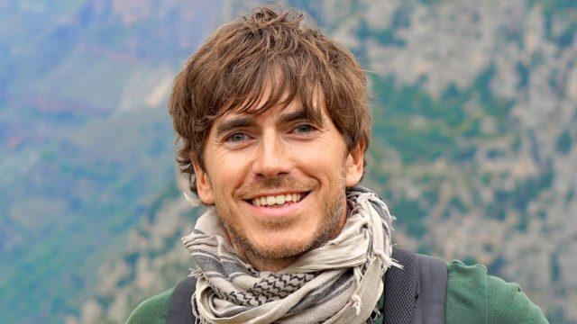 An Audience with Simon Reeve at New Theatre, Oxford