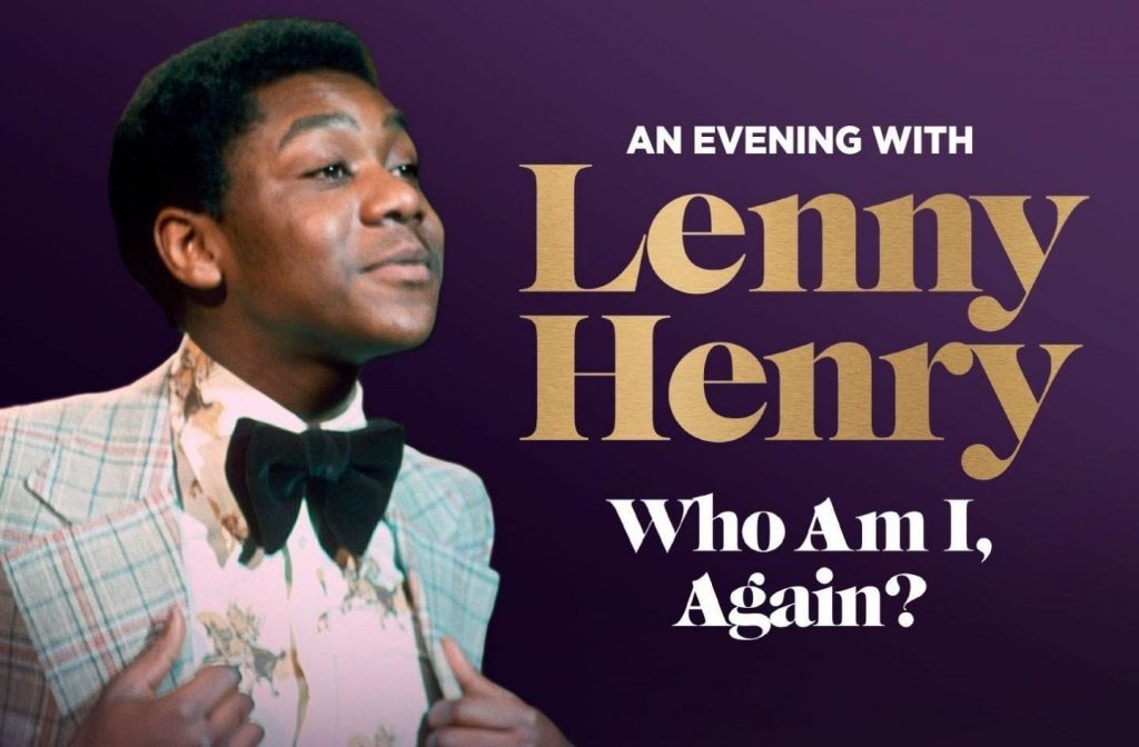 An Evening with Lenny Henry - Who Am I Again at New Theatre, Oxford