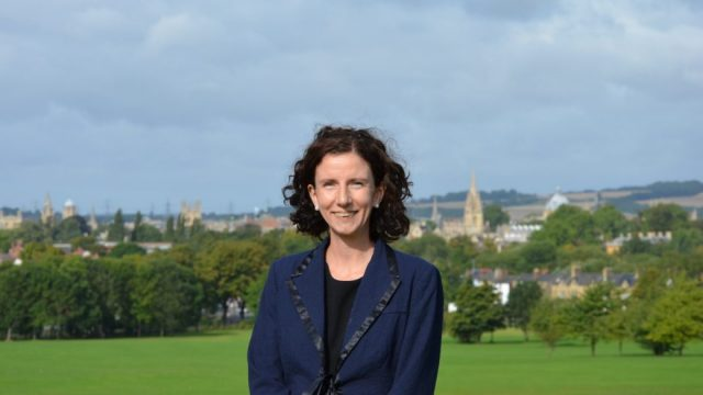 Anneliese Dodds MP for Oxford East