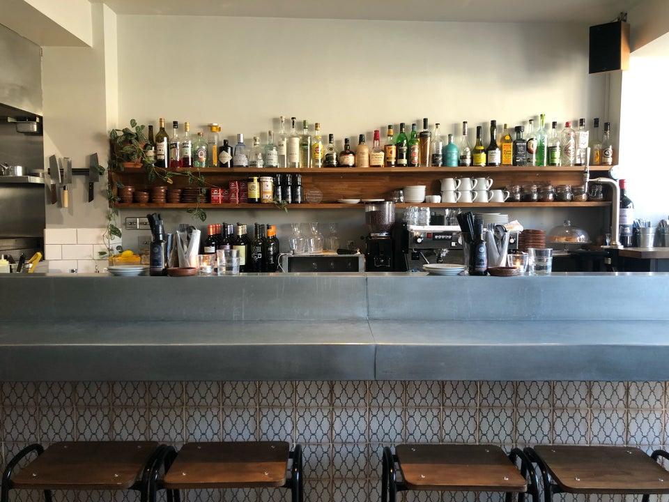 Arbequina Tapas Restaurant and Bar, Cowley Road, Oxford - Interior - Basement